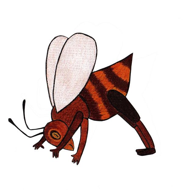 Il saluto al Sole di Bee-atrix