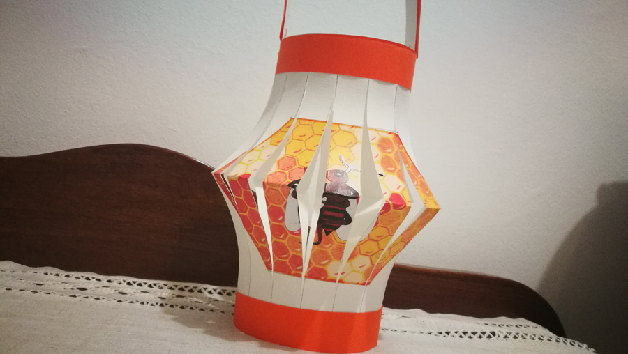 Tutorial: Lanterna di Bee-atrix