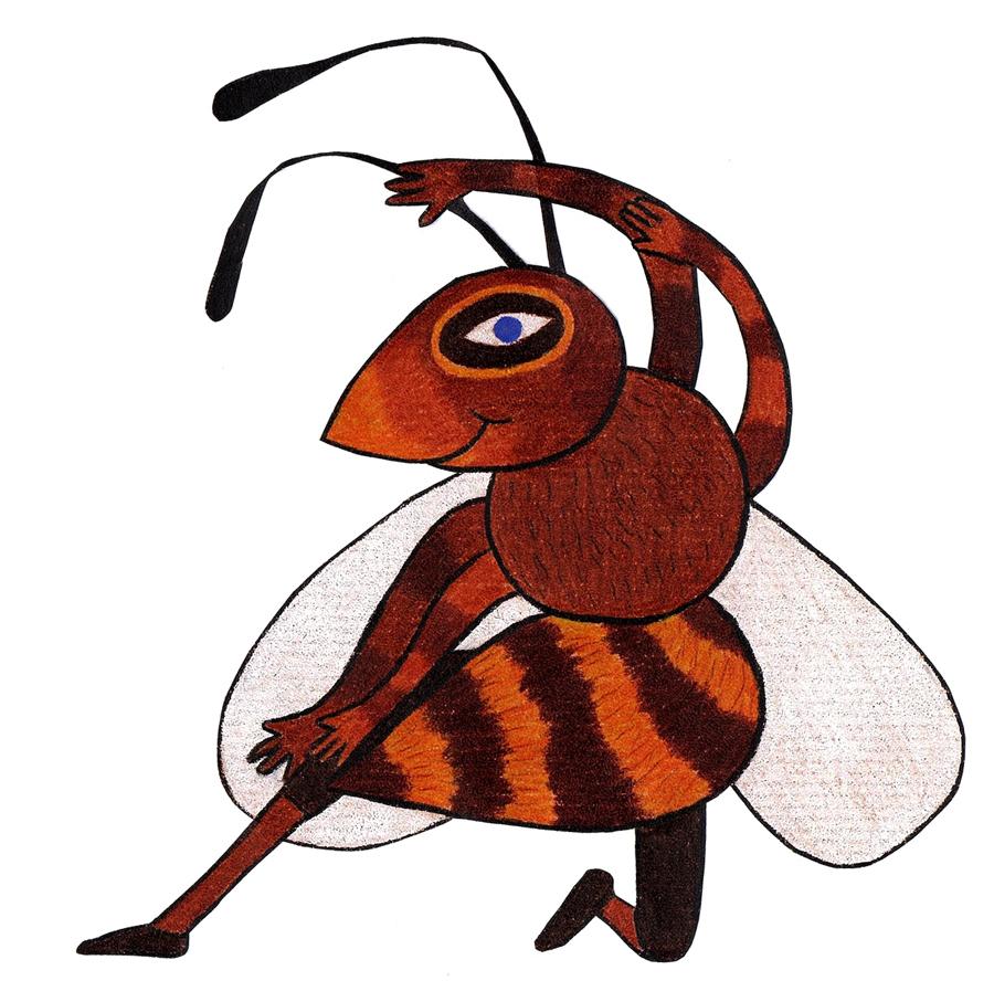 Il puzzle di Bee-atrix